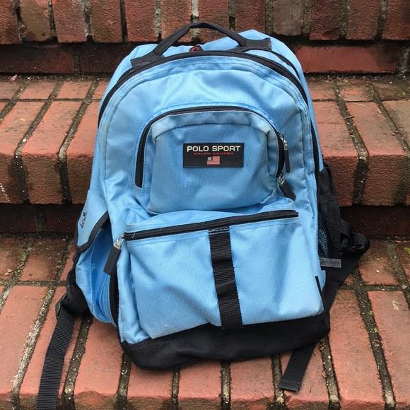 Lauren Lauren Sport Polo Ralph Backpack Backpack Sport Ralph Lauren Polo Ralph OXkZuiP